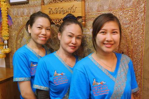 タイ古式リラクゼーション ルアムチャイ